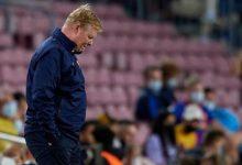 قرار برشلونة يبقي كومان خارج مواجهة أتلتيكو مدريد