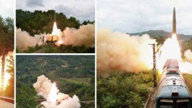 كوريا الشمالية تطلق صاروخا باليستيا من قطار! - أخبار السعودية