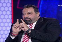 الإعلامي مجدي عبدالغني