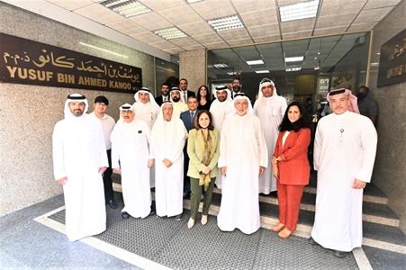مجموعة يوسف بن أحمد كانو تودّع مبناها في المنامة وتحوله إلى متحف