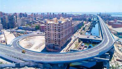 محور 45 بميناء الإسكندرية