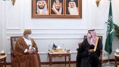 مدير فرع وزارة الخارجية بمنطقة مكة يستقبل القنصل العُماني - أخبار السعودية