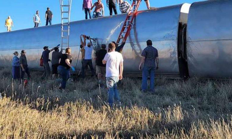 حادث قطار مونتانا