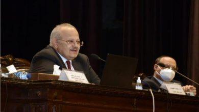 د. محمد عثمان الخشت رئيس الجامعة