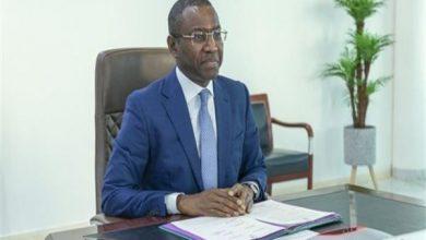 أمادو هوت، وزير الاقتصاد والتخطيط والتعاون السنغالي