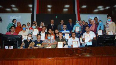 نائب رئيس جامعة بنها يشهد ختام فعاليات الموسم الثانى لـ «مسابقة العباقرة»