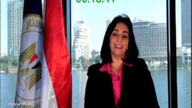 غادة شلبى نائب وزير السياحة والآثار