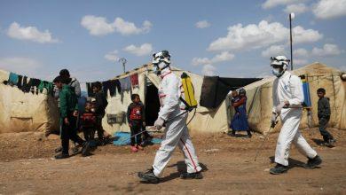 وزارة الصحة السورية: تسجيل 11 وفاة و 442 إصابة جديدة بفيروس كورونا
