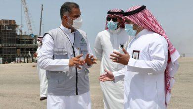 وزير الرياضة يتابع تطورات مشروع الفورمولا1 رفقة هيئة تطوير مكة