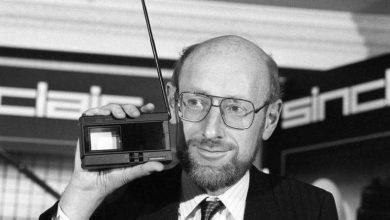 وفاة رائد المعلوماتية البريطاني كلايف سنكلير عن 81 عاما