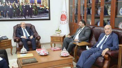 وفد نقابة المحامين يلتقي بالمسؤولين في المؤسسات العدلية التركية ومؤسسة تيكا