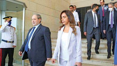 لبنان يفتتح عصر التطبيع مع سورية