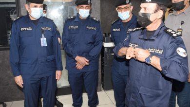 افتتاح غرفة العمليات الخاصة بنظام مراقبة «السوار الإلكتروني»