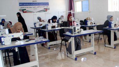 «الهلال الأحمر» تمول مشروعاً للمتضررين من الحرب في غزة