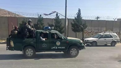 الشرطة الأفغانية تعود للانتشار في محيط مطار كابول