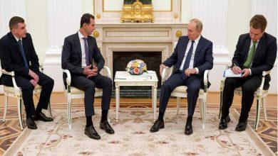 بوتين ينتقد تواجد غير شرعي لقوات أجنبية في سورية