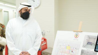 وزير الصحة: مستشفى الفروانية الجديد صرح طبي متكامل يقدم جميع الخدمات وسيزود بأحدث الأجهزة