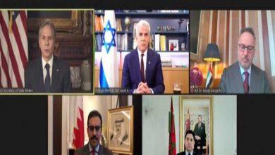 بلينكن يدعو دولاً عربية أخرى للاعتراف باسرائيل
