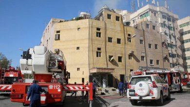 «الإطفاء»: إخماد حريق منزل في خيطان دون وقوع إصابات بشرية