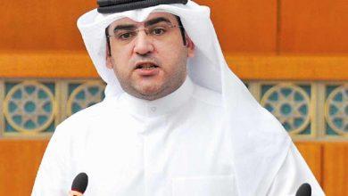 عبدالكريم الكندري يستفسر عن التعاقد مع المدرسين الأجانب
