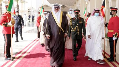 الخالد إلى نيويورك لترؤس وفد الكويت في الجمعية العامة للأمم المتحدة ممثلاً لسمو الأمير
