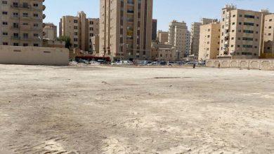 «البلدية» تسور ساحة خيطان لمنع وقوف الحافلات فيها