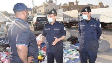 «الداخلية»: حملة أمنية موسعة في نطاق محافظة الفروانية