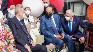 الخالد يشارك في افتتاح مبنى المندوبية التركية الدائمة لدى الأمم المتحدة