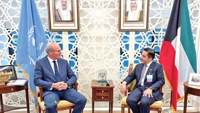 الشيخ د. أحمد الناصر: دعم الإمارات لإنجاح مهامها في مجلس الأمن