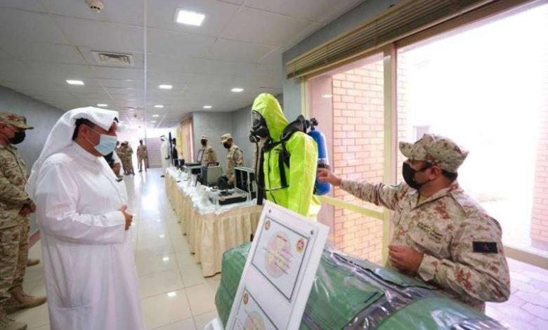 وزير الدفاع:دور الجيش الكويتي في حالة الحرب لا يقل أهميةً عن دوره في السلم