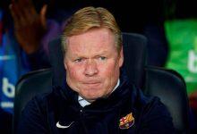 5 أسماء مرشحة لتدريب برشلونة حال إقالة كومان