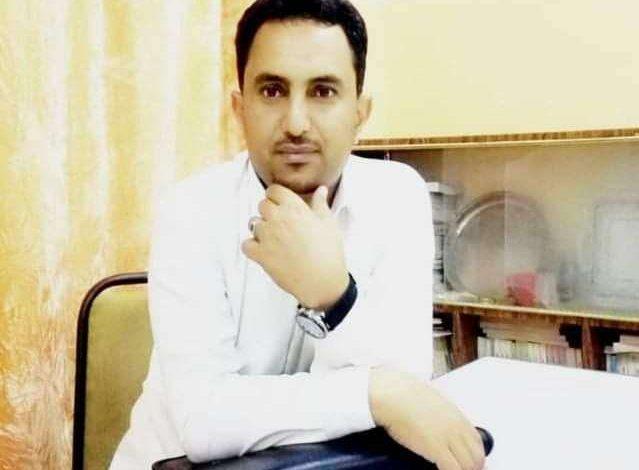 مدير عام مطار عدن الدولي ينعي وفاة الشاعر المبدع رائد القاضي!!