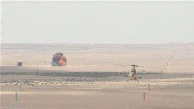 الجيش المصري يعلن تنفيذ المرحلة الختامية لمناورات «النجم الساطع»