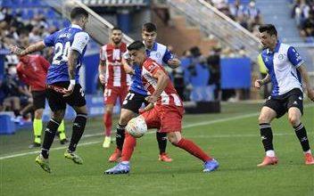 أتلتيكو مدريد يسقط أمام ألافيس في الدوري الإسباني