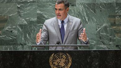 سانشيز يدافع من منبر الأمم المتحدة عن مبررات استقبال زعيم البوليساريو