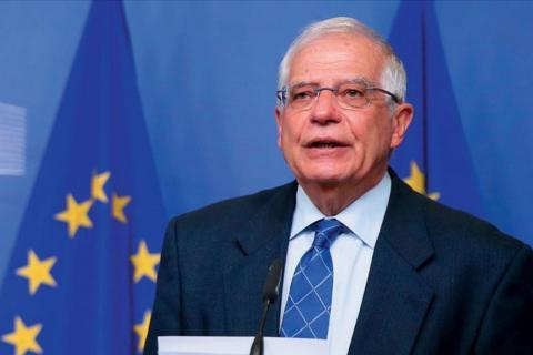 """AB Yüksek Temsilcisi Borrell: """"Avrupa ne kadar güçlü olursa NATO da o kadar güçlü olur"""""""