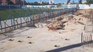 ملعب وادي زم غير جاهز لإجراء مباريات البطولة